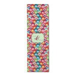 Retro Fishscales Runner Rug - 3.66'x8' (Personalized)