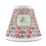 Retro Fishscales Chandelier Lamp Shade (Personalized)