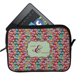 Retro Fishscales Tablet Case / Sleeve (Personalized)