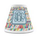 Retro Triangles Chandelier Lamp Shade (Personalized)