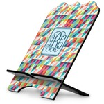 Retro Triangles Stylized Tablet Stand (Personalized)