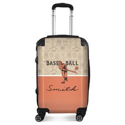 Retro Baseball Suitcase (Personalized)