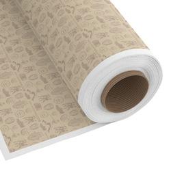 Retro Baseball Custom Fabric - PIMA Combed Cotton (Personalized)