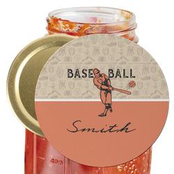 Retro Baseball Jar Opener (Personalized)