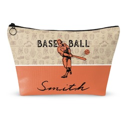 Retro Baseball Makeup Bags (Personalized)