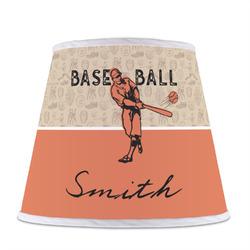 Retro Baseball Empire Lamp Shade (Personalized)
