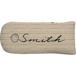 Retro Baseball Putter Cover (Personalized)