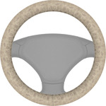 Retro Baseball Steering Wheel Cover (Personalized)