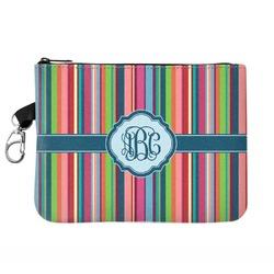 Retro Vertical Stripes2 Golf Accessories Bag (Personalized)