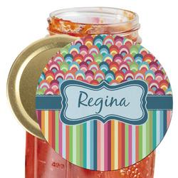 Retro Scales & Stripes Jar Opener (Personalized)