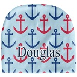 Anchors & Stripes Baby Hat (Beanie) (Personalized)