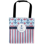 Anchors & Stripes Auto Back Seat Organizer Bag (Personalized)