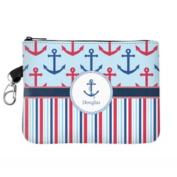 Anchors & Stripes Golf Accessories Bag (Personalized)