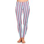 Anchors & Stripes Ladies Leggings (Personalized)