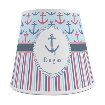 Anchors & Stripes Empire Lamp Shade (Personalized)