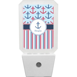 Anchors & Stripes Night Light (Personalized)