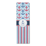 Anchors & Stripes Runner Rug - 3.66'x8' (Personalized)