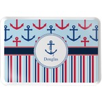 Anchors & Stripes Serving Tray (Personalized)