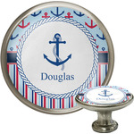 Anchors & Stripes Cabinet Knobs (Personalized)