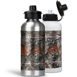 Hunting Camo Water Bottles- Aluminum (Personalized)