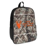 Hunting Camo Kids Backpack (Personalized)