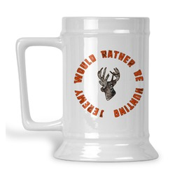 Hunting Camo Beer Stein (Personalized)