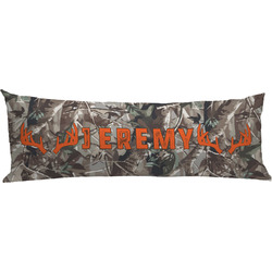 Hunting Camo Body Pillow Case (Personalized)