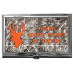 Hunting Camo Business Card Case