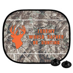 Hunting Camo Car Side Window Sun Shade (Personalized)
