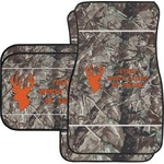 Hunting Camo Car Floor Mats (Personalized)