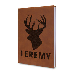 Hunting Camo Leatherette Journal (Personalized)