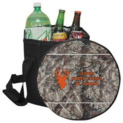 Hunting Camo Collapsible Cooler & Seat (Personalized)