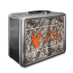 Hunting Camo Lunch Box (Personalized)