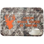 Hunting Camo Dish Drying Mat (Personalized)