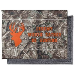 Hunting Camo Microfiber Screen Cleaner (Personalized)