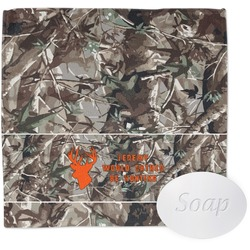 Hunting Camo Wash Cloth (Personalized)