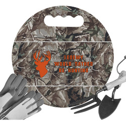 Hunting Camo Gardening Knee Cushion (Personalized)