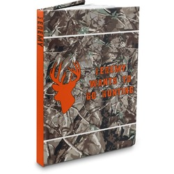 Hunting Camo Hardbound Journal (Personalized)