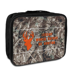 Hunting Camo Insulated Lunch Bag (Personalized)