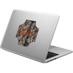 Hunting Camo Laptop Decal (Personalized)
