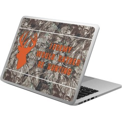 Hunting Camo Laptop Skin - Custom Sized (Personalized)