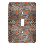 Hunting Camo Light Switch Covers (Personalized)