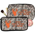 Hunting Camo Makeup / Cosmetic Bag (Personalized)