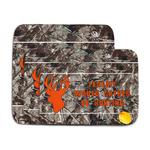 Hunting Camo Memory Foam Bath Mat (Personalized)