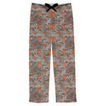 Hunting Camo Mens Pajama Pants (Personalized)