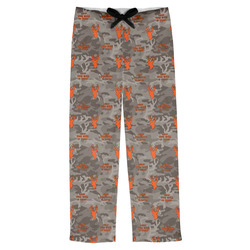 Hunting Camo Mens Pajama Pants (Personalized)