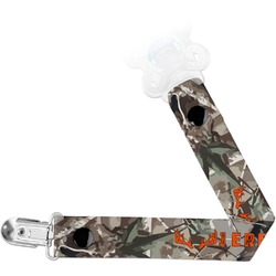 Hunting Camo Pacifier Clips (Personalized)