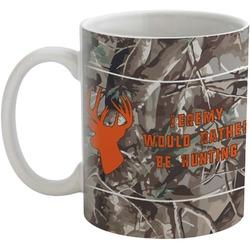 Hunting Camo Coffee Mug (Personalized)