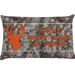 Hunting Camo Pillow Case (Personalized)