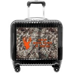 Hunting Camo Pilot / Flight Suitcase (Personalized)